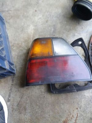 Taillight for mk2
