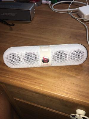 Beats pill BT speaker