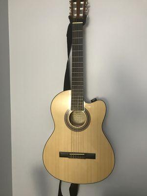 Lucero LC100CE Classical Guitar