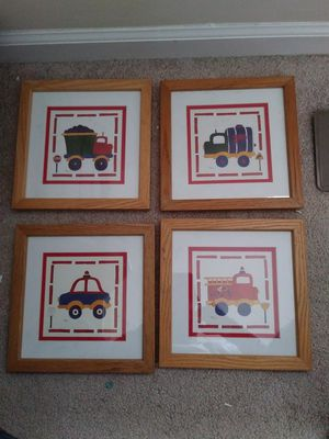 Pics for boys room