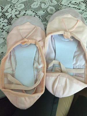 Adult ballet shoes