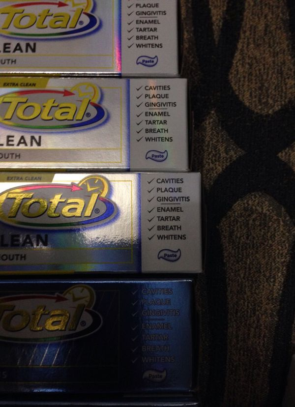 ** 11 Tubes of Colgate toothpaste. Please See All The Pictures and Read the description