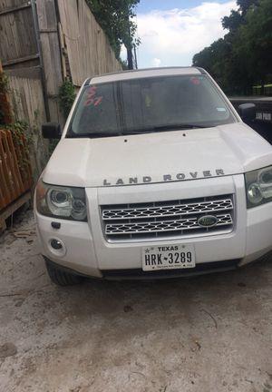 2007 Land Rover