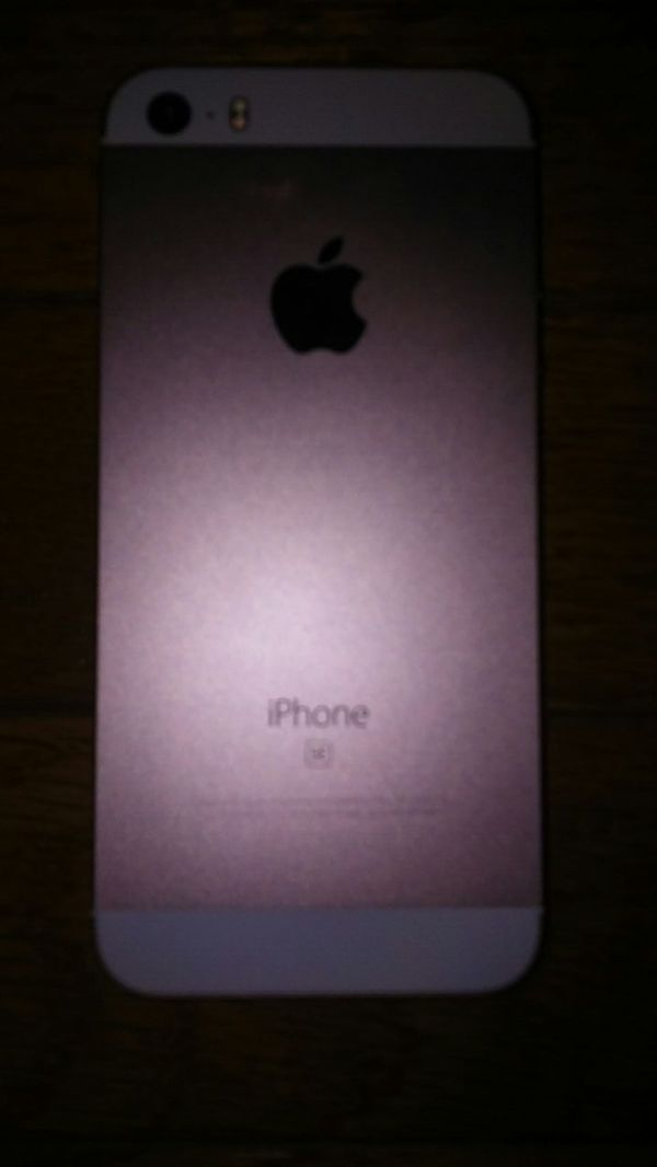 iPhone SE Rose Gold 32 GB