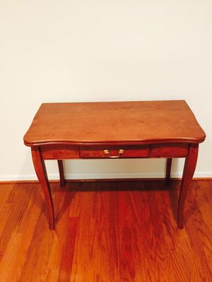 3-in-1 drawer console, game table and dinning table