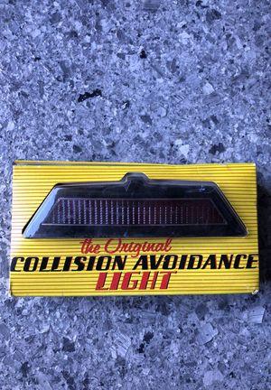 The original collision avoidance light