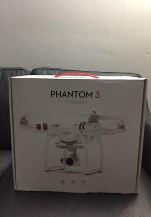 Phantom 3 standard , drone ,