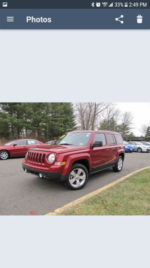 2016 jeep Patriot Latitude 37832miles Finance all qualify TAX ID Wellcome 🚗🚗🚗✒💰