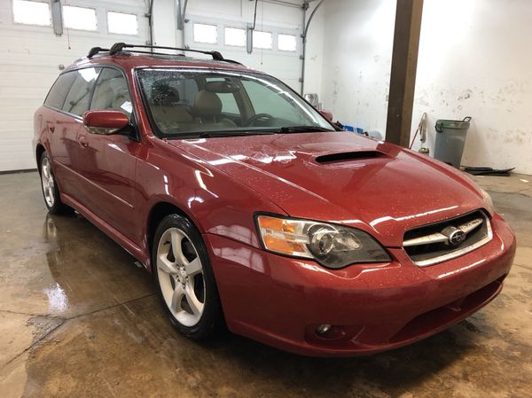 Subaru Legacy Gt Turbo limited 2005 (Cars