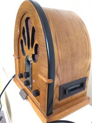 Crosley Radio/cassette player
