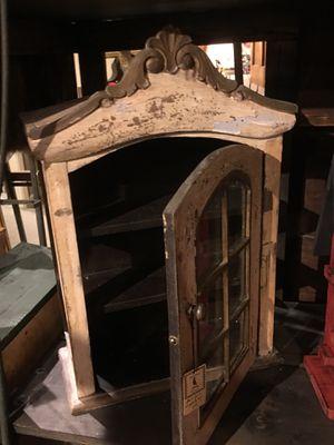 antique cabinet - Antique Cabinets