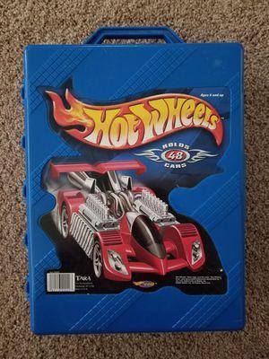 Hot Wheels 48 Car Case