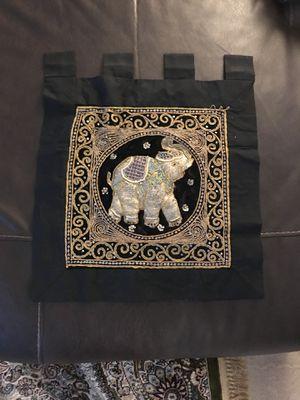 Thai Elephant Tapestry