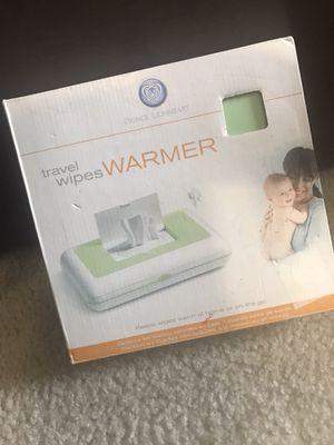 Travel Wipes Warmer