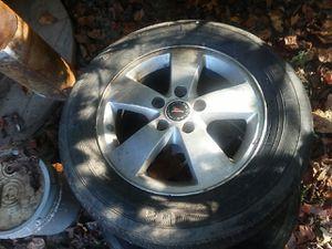 16 inch Pontiac wheeks