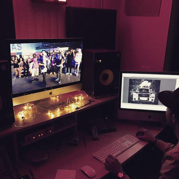 RECORDING STUDIO Rap Singers
