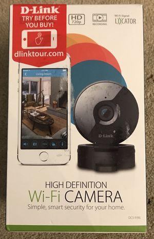 D-Link High Def WI-FI Camera