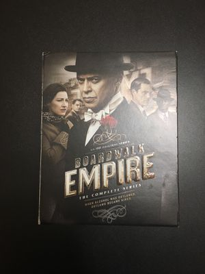 Boardwalk Empire - Complete Series Blu Ray