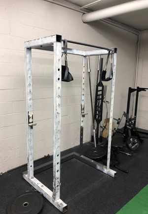 Squat rack **Nothing else is included