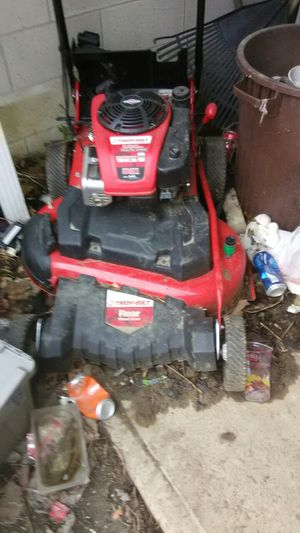 Troy bolt 59 in deck Commercial mower