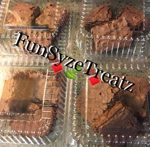 Edible Brownies Infused with Whatever You Like!!