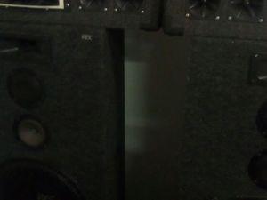 Mtx speakers 3 pcs