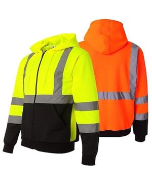 Safety Hoodie Sweater