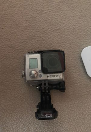 Go pro! Hero three