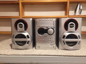 Philips MC500 5-CD Changer Stereo System - Cash Only