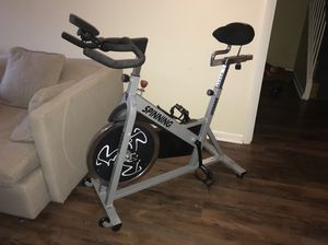 Spin Bike - Great Condition