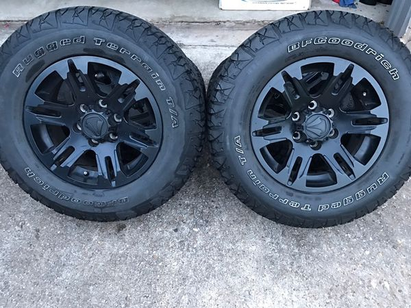 toyota tacoma tss edition 17 inch wheels and tires auto parts in houston tx. Black Bedroom Furniture Sets. Home Design Ideas