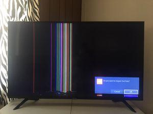 """55"""" Hisense 4K Smart Tv"""