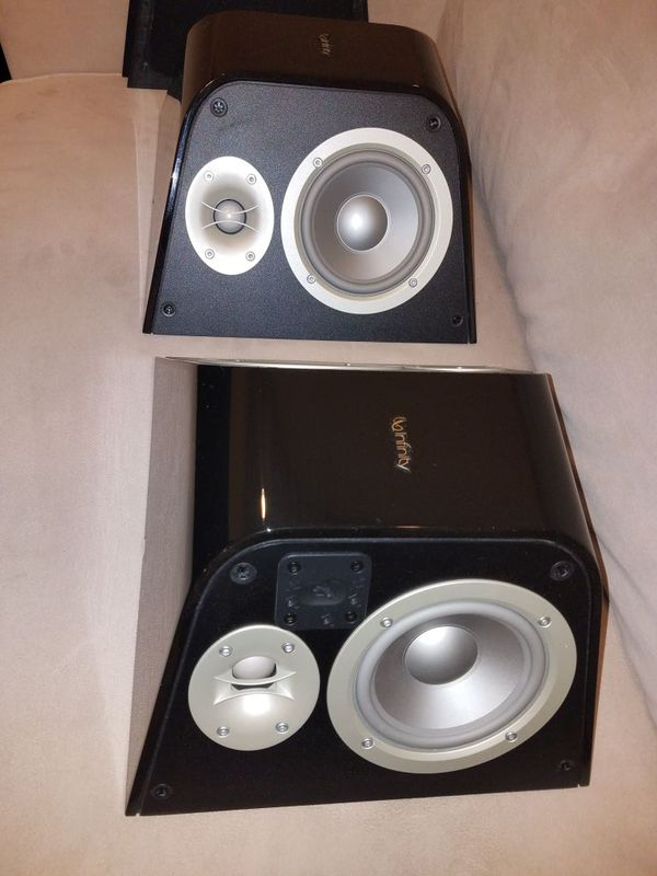 infinity surround speakers. infinity classia c255es surround speakers dipole / bipole d