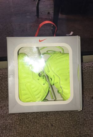 Nike posite one baby shoes