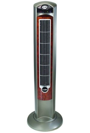 Lasko Wind Curve Fan with Fresh Air Ionizer