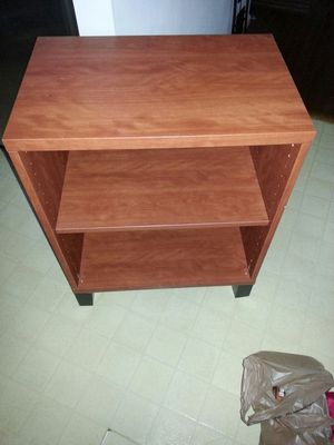 """Wooden stand 24 L 16"""" D 30""""H"""