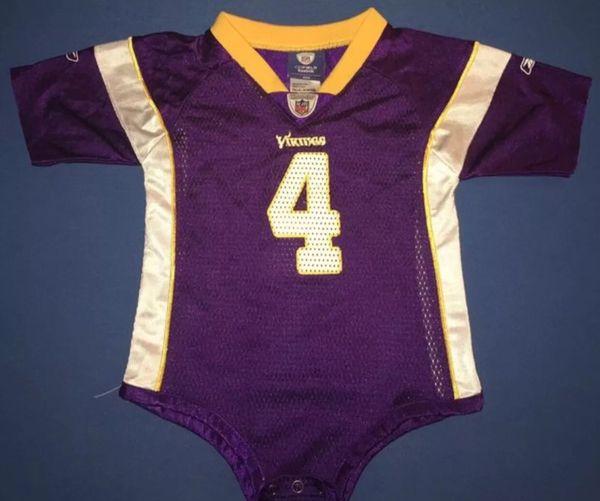 b5fadcfe2 minnesota vikings baby jersey