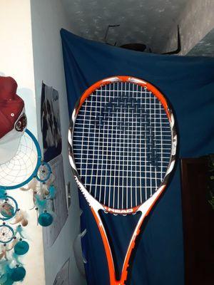 Lightweight tennis racquet
