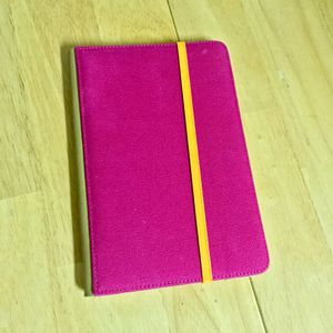 "7"" inches Tablet Folio/Case Red-Pink"