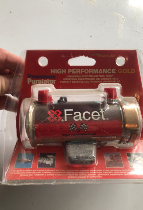 Facet fuel pump (Auto Parts) in Marysville, WA