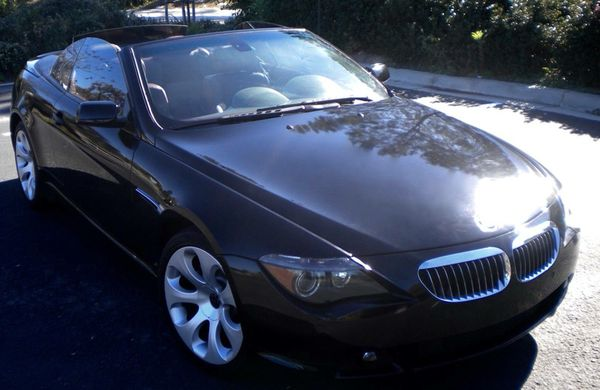 BMW CI Convertible With Only K Miles Cars Trucks In - 2009 bmw 645