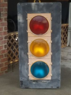 Real Stop Light