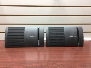 Boss Model 100 Speakers
