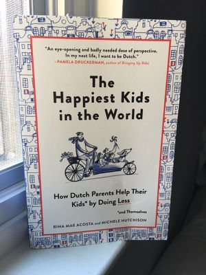 Parenting Book - The Happiest Kids in the World