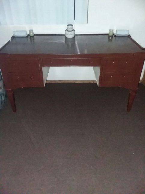 sturdy office desk. Heavy Duty Sturdy Office Desk Quality Wood