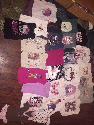 26 shirts size 5/6