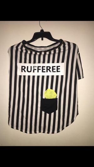 """Rufferee"" XL Dog Costume"