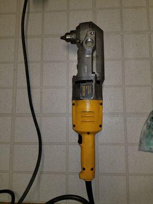 Ángle drill dewalt