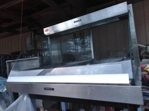 2 pan electric commercial warmer