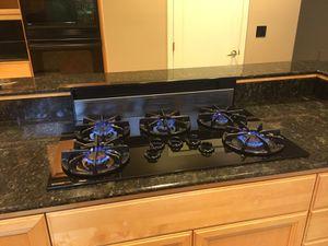 Kenmore gas cook top